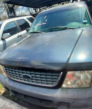 2002 Ford Explorer for sale at Ody's Autos in Houston TX