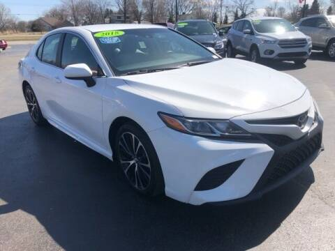 2018 Toyota Camry for sale at Newcombs Auto Sales in Auburn Hills MI