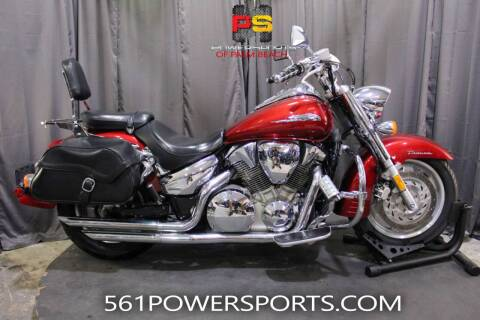 2008 Honda VTX®1300T for sale at Powersports of Palm Beach in Hollywood FL