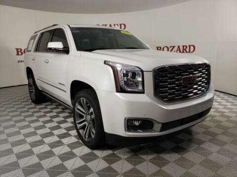 2018 GMC Yukon for sale at BOZARD FORD in Saint Augustine FL