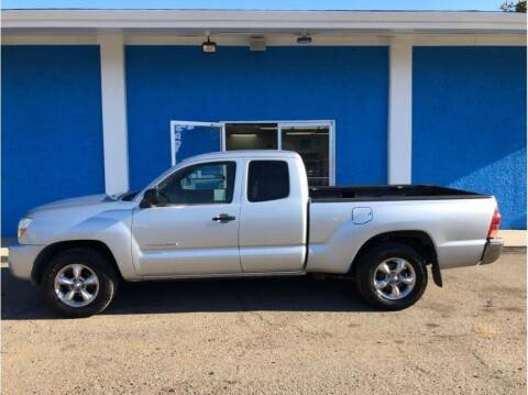2005 Toyota Tacoma for sale at Khodas Cars in Gilroy CA