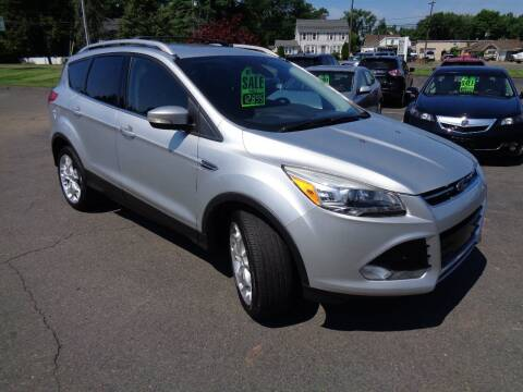 2013 Ford Escape for sale at BETTER BUYS AUTO INC in East Windsor CT