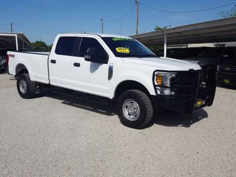 2017 Ford F-350 Super Duty for sale at Bostick's Auto & Truck Sales in Brownwood TX