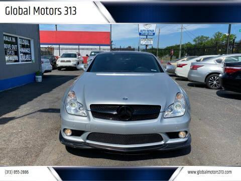 2006 Mercedes-Benz CLS for sale at Global Motors 313 in Detroit MI