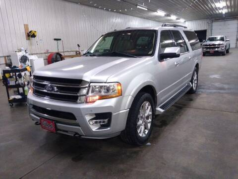 2017 Ford Expedition EL for sale at Willrodt Ford Inc. in Chamberlain SD