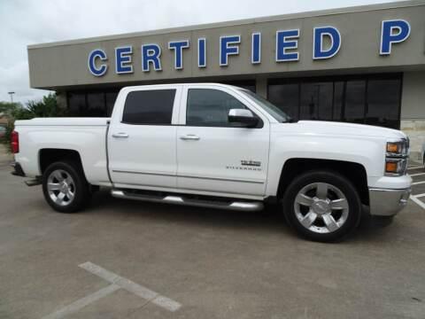 2014 Chevrolet Silverado 1500 for sale at Mac Haik Ford Pasadena in Pasadena TX