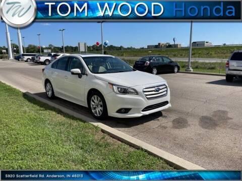 2017 Subaru Legacy for sale at Tom Wood Honda in Anderson IN