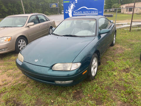 1993 Mazda MX-6 for sale at Nash's Auto Sales Used Car Dealer in Milton FL