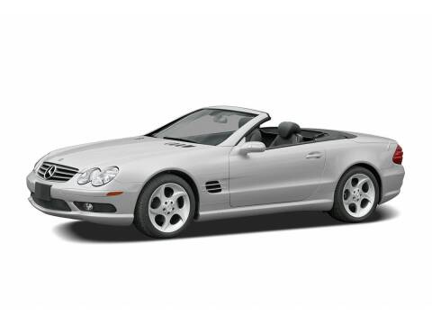2006 Mercedes-Benz SL-Class for sale at Mercedes-Benz of North Olmsted in North Olmsted OH