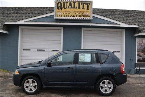2007 Jeep Compass for sale at Quality Pre-Owned Automotive in Cuba MO