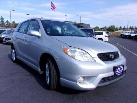2006 Toyota Matrix for sale at Delta Auto Sales in Milwaukie OR