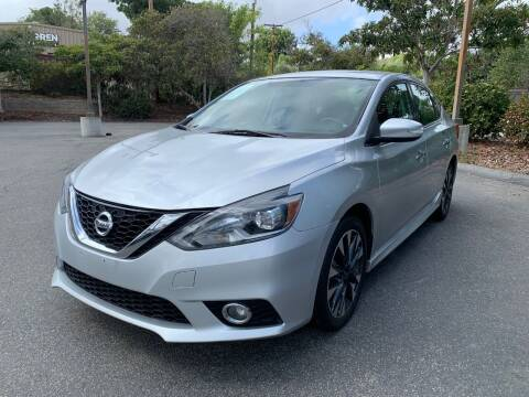 2017 Nissan Sentra for sale at North Coast Auto Group in Fallbrook CA
