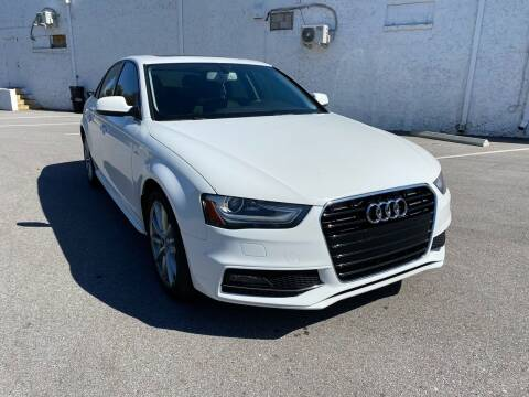 2015 Audi A4 for sale at Consumer Auto Credit in Tampa FL