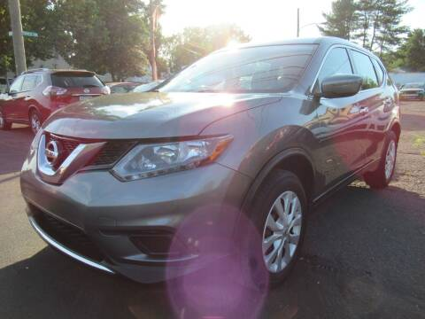 2015 Nissan Rogue for sale at PRESTIGE IMPORT AUTO SALES in Morrisville PA