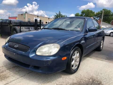 2001 Hyundai Sonata for sale at Crestwood Auto Center in Richmond VA
