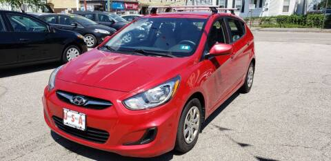 2012 Hyundai Accent for sale at Union Street Auto in Manchester NH