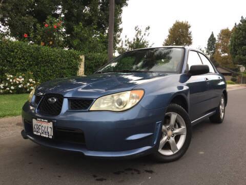 2007 Subaru Impreza for sale at Valley Coach Co Sales & Lsng in Van Nuys CA