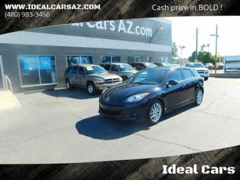 2012 Mazda MAZDA3 for sale at Ideal Cars East Mesa in Mesa AZ