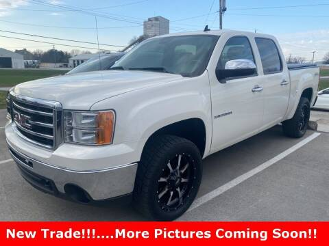 2012 GMC Sierra 1500 for sale at Coast to Coast Imports in Fishers IN