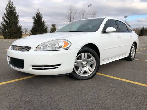 2013 Chevrolet Impala for sale at Car Stars in Elmhurst IL