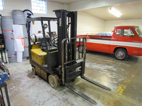 1992 Yale Forklift for sale at Arnold Motor Company in Houston PA