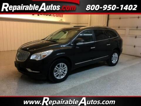 2013 Buick Enclave for sale at Ken's Auto in Strasburg ND