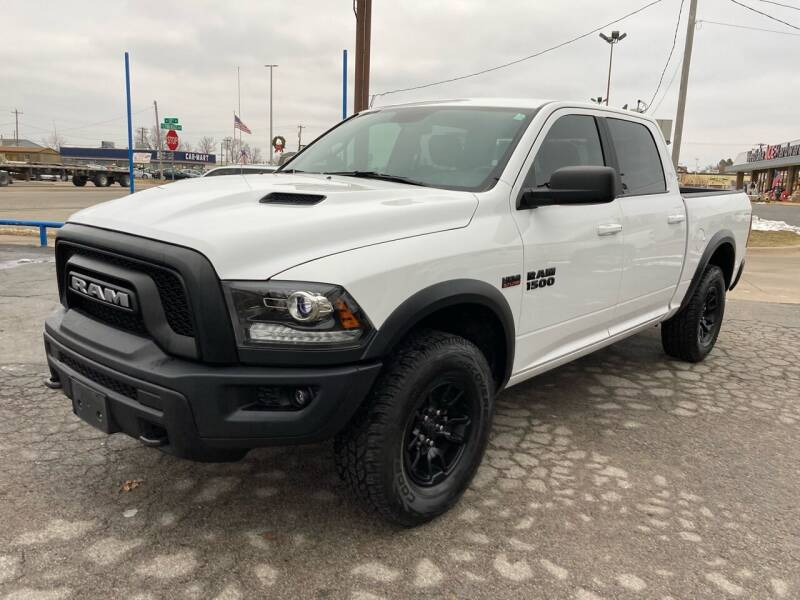 2018 RAM Ram Pickup 1500 for sale at Superior Used Cars LLC in Claremore OK