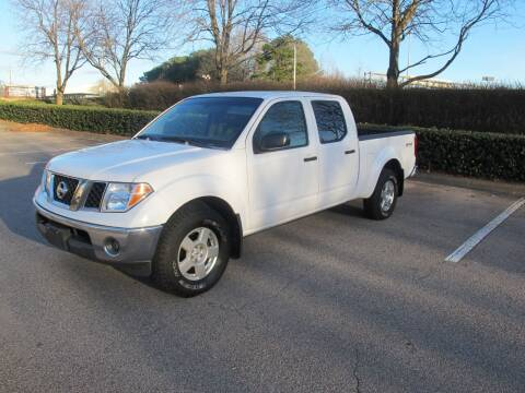 2007 Nissan Frontier for sale at Best Import Auto Sales Inc. in Raleigh NC