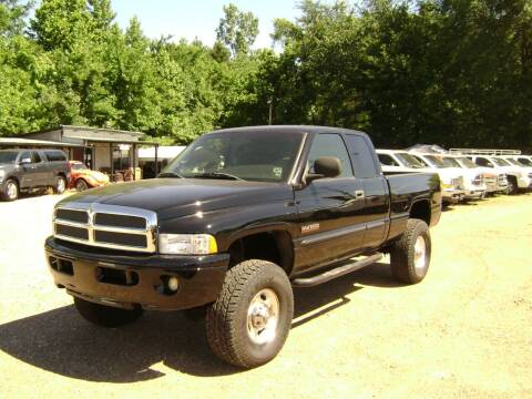 2001 Dodge Ram Pickup 2500 for sale at Tom Boyd Motors in Texarkana TX