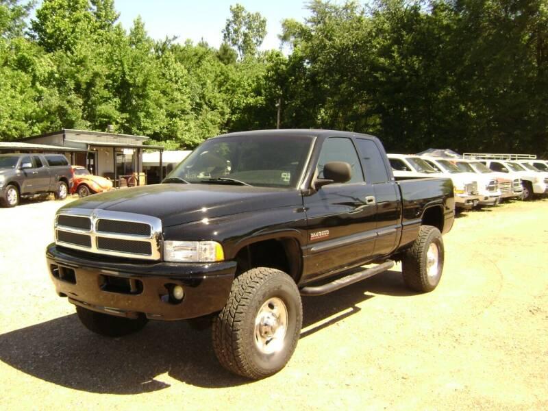 2001 Dodge Ram Pickup 2500 for sale at Tom Boyd Motors in Texarkana TX