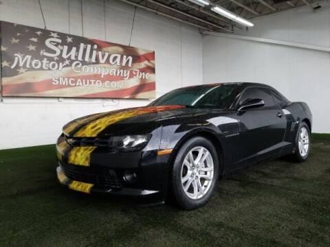 2015 Chevrolet Camaro for sale at SULLIVAN MOTOR COMPANY INC. in Mesa AZ