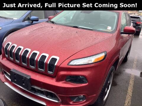 2016 Jeep Cherokee for sale at Royal Moore Custom Finance in Hillsboro OR
