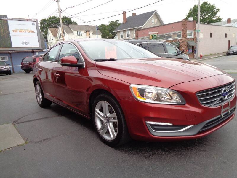 2014 Volvo S60 for sale at Best Choice Auto Sales Inc in New Bedford MA