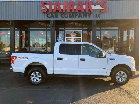 2016 Ford F-150 for sale at Siamak's Car Company llc in Salem OR
