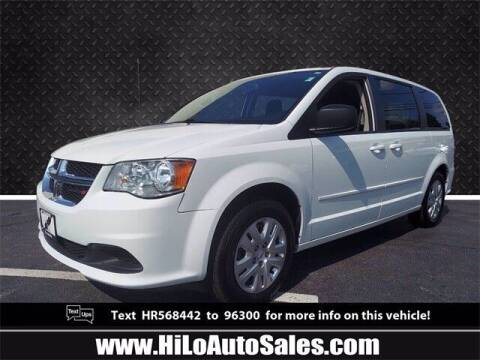 2017 Dodge Grand Caravan for sale at BuyFromAndy.com at Hi Lo Auto Sales in Frederick MD
