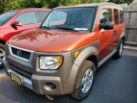 2005 Honda Element for sale at Appleton Motorcars Sales & Service in Appleton WI