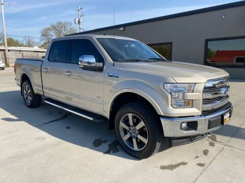 2017 Ford F-150 for sale at Tigerland Motors in Sedalia MO