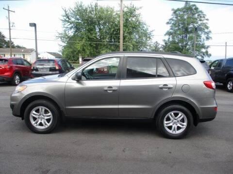 2012 Hyundai Santa Fe for sale at FINAL DRIVE AUTO SALES INC in Shippensburg PA