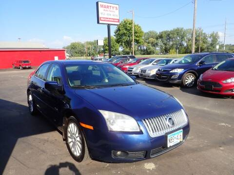 2007 Mercury Milan for sale at Marty's Auto Sales in Savage MN