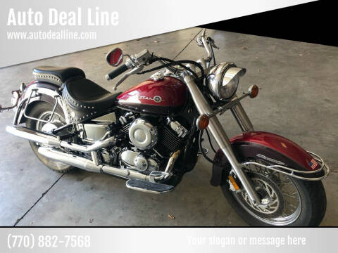 2000 Yamaha XVS65 AM  V-STAR 650 CLASSIC for sale at Auto Deal Line in Alpharetta GA