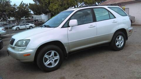 2000 Lexus RX 300 for sale at Larry's Auto Sales Inc. in Fresno CA
