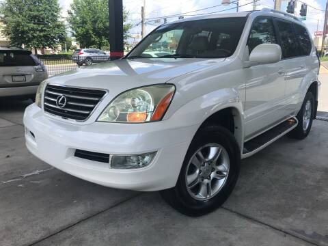 2005 Lexus GX 470 for sale at Michael's Imports in Tallahassee FL
