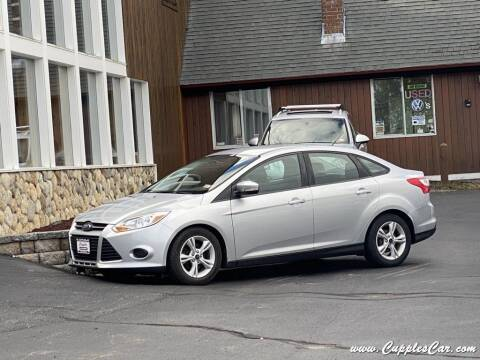 2014 Ford Focus for sale at Cupples Car Company in Belmont NH