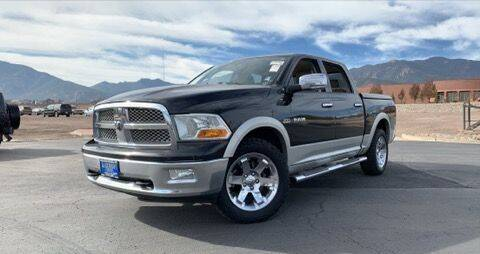 2009 Dodge Ram Pickup 1500 for sale at Lakeside Auto Brokers Inc. in Colorado Springs CO