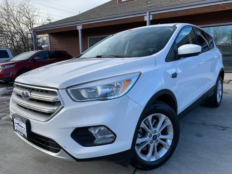 2017 Ford Escape for sale at Global Automotive Imports of Denver in Denver CO