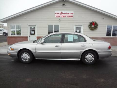 2005 Buick LeSabre for sale at GIBB'S 10 SALES LLC in New York Mills MN