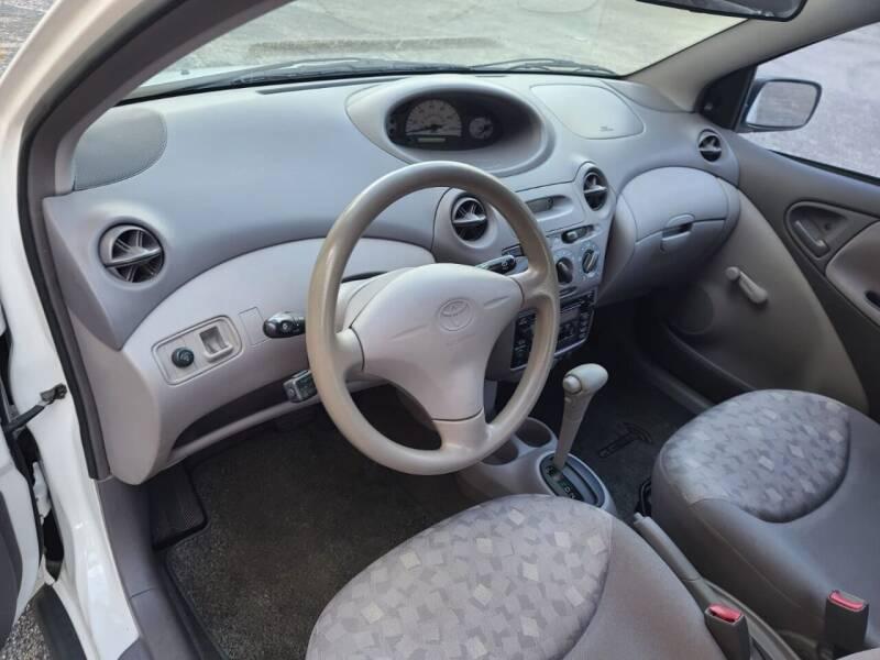 2002 Toyota ECHO 4dr Sedan - Houston TX