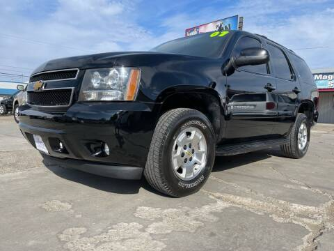 2007 Chevrolet Tahoe for sale at MAGIC AUTO SALES, LLC in Nampa ID