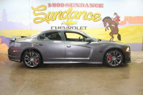2014 Dodge Charger for sale at Sundance Chevrolet in Grand Ledge MI
