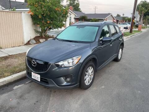 2013 Mazda CX-5 for sale at PACIFIC AUTOMOBILE in Costa Mesa CA